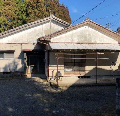 【賃貸】2万円 肝属郡錦江町城元 郵便局・小学校が近い 家庭菜園OKの平屋