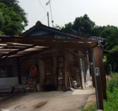 【売買】250万円 薩摩郡さつま町二渡 コンビニ・ドラッグストアが徒歩圏内 のどかな田園地帯の一軒家