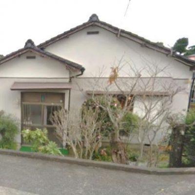 【売買】500万円 鹿島市大字高津原 閑静な住宅街にある縁側の多い平屋