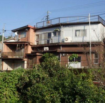 【売買】350万円 高知県香美市物部町大栃 とにかく広い13部屋 ゲストハウス・ルームシェア向けRC2階 中2階有