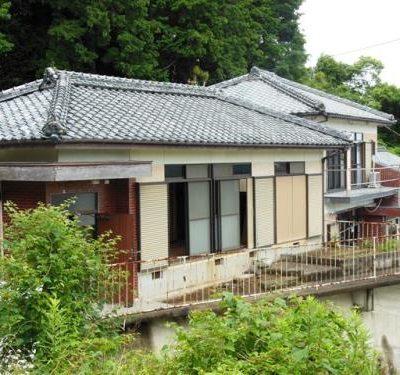 【売買】100万円 熊本県天草市本渡町本渡 高台からの眺めがいいコンパクトな平屋